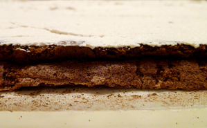 flourless chocolate cake roll | The Baking Fairy