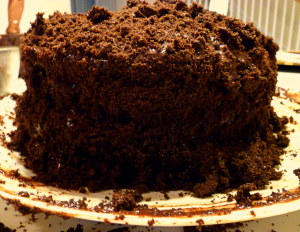 blackout cake | The Baking Fairy