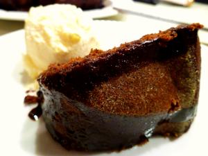 chocolate velvet bundt cake | The Baking Fairy