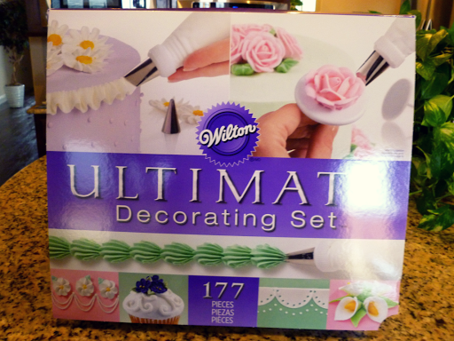 Wilton Cake Decorating Ultimate Kit : wilton ultimate cake decorating kit The Baking Fairy