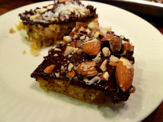 Almond Joy Sheet Cake Recipe